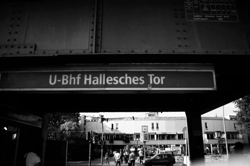 U-Bhf Hallesches Tor, Berlin